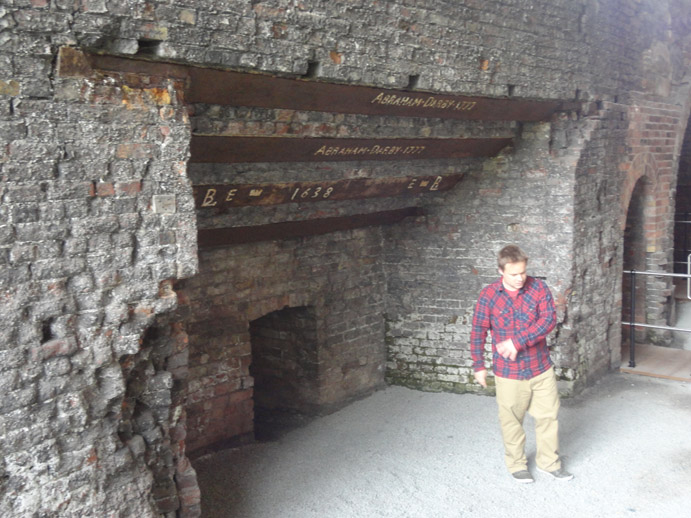 An Archaeological Exploration of the Old Furnace at Coalbrookdale @BlistsHill @FestivalofArch #dayofarch