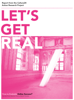 .@Culture24 Let's get Real Conference Bristol 2011 #c24lgr #socialmedia
