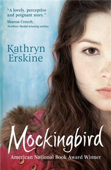 Book review: Mockingbird @KathrynErskine @Usborne