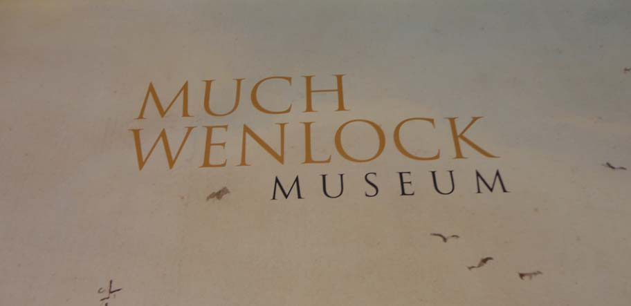 Preview: Much Wenlock #Museum #Shropshire