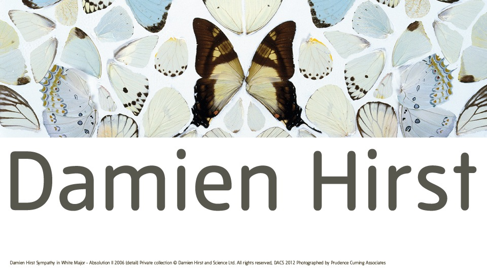 Guest Blog by Charlotte Dixon (10) @Tate Damien Hirst exhibition