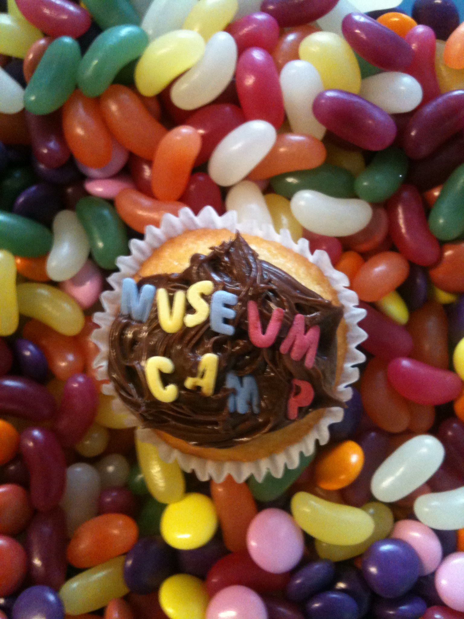 #MuseumCamp ala #Cakefest – an unconference for museum people & cake v1.0