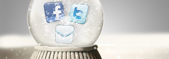 Snow, Social Media and Museums
