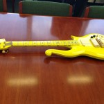 Prince's Yellow Cloud guitar