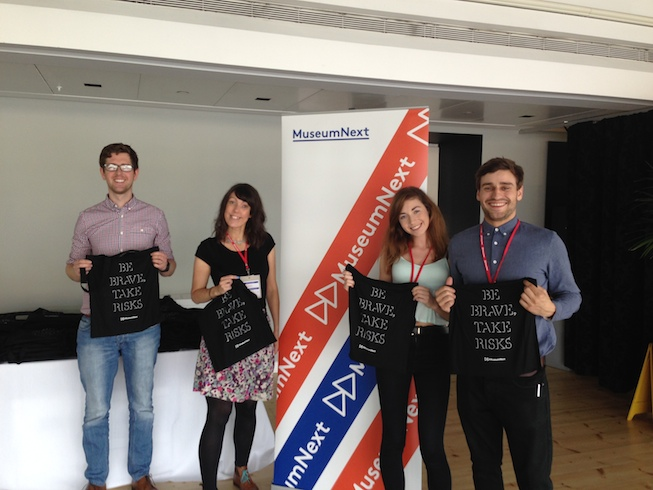 #MuseumNext 2014 – Trends, Takeaways and Presentations