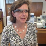 Trying Google Glass