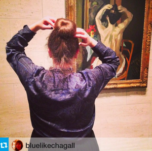 Credit National Gallery of Art (Washington DC) @bluelikechagall