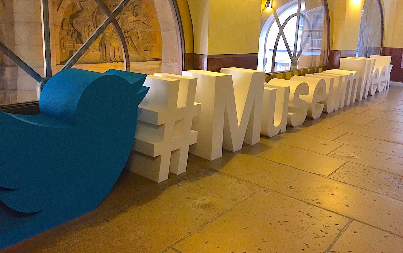 #MuseumWeek Two Weeks to Go! Webinar, Fun Facts, Getting Involved & More
