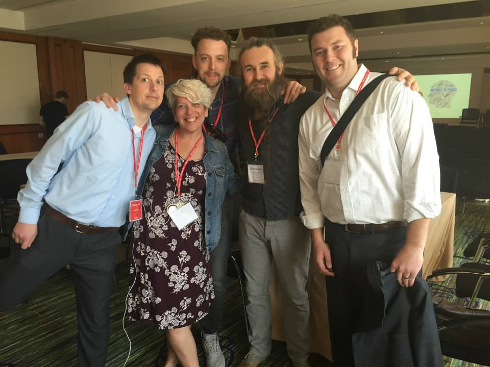 #MuseumNext 2015 Highlights, Takeaways and Friends