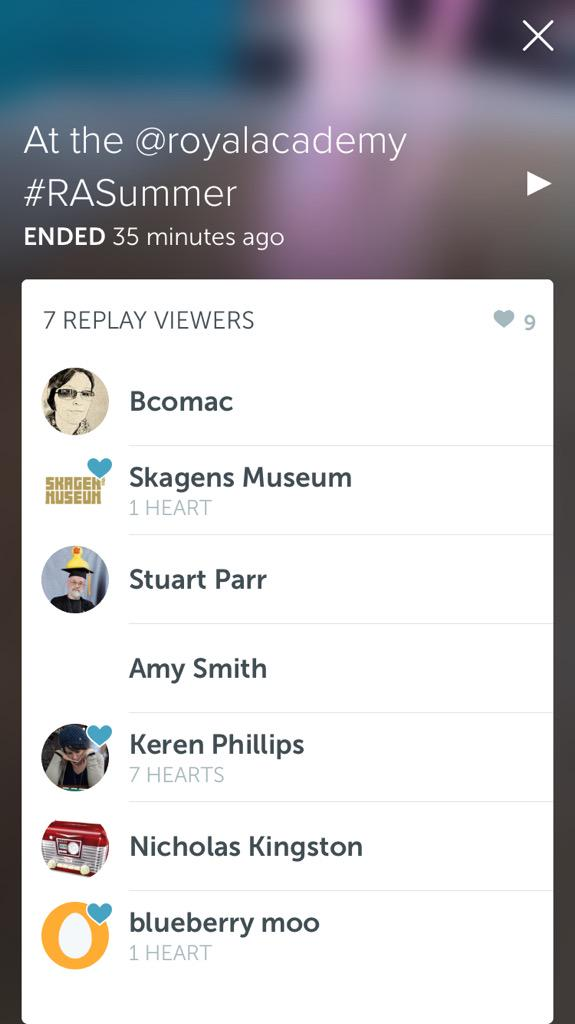 My Top Tips for using @periscopeco for #travel, #Museums & Art Galleries #Musesocial #musetech