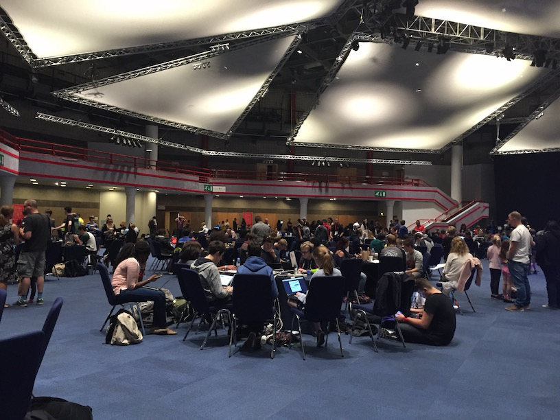 Young Rewired State Festival of Code – The Future is Looking Bright @youngrewired #FoC2015