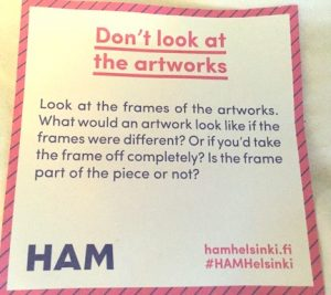 ham don't look at the artwork