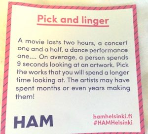 ham pick and linger