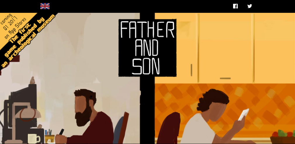 Guest Post: Father & Son – A Timeless Game Experience from @FatherandSonVG