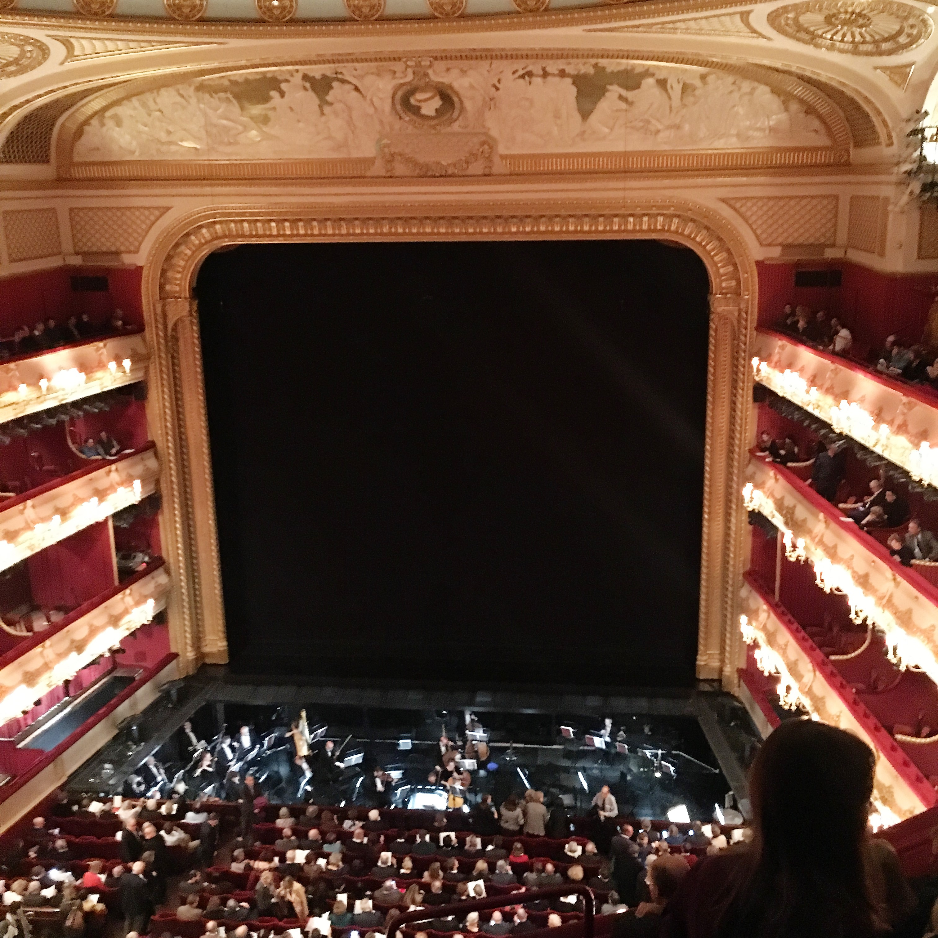 Guest Blog by Sue Hillman: The night @drinksthings went to @RoyalOperaHouse