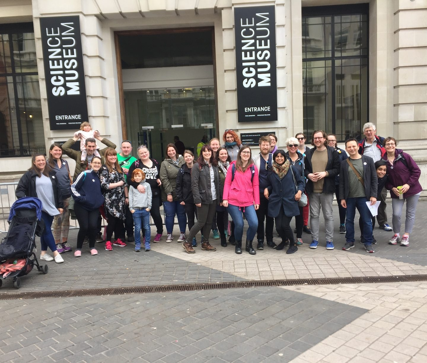 #MuseumMarathon Wrap Up – Raising Money for Autism in Museums