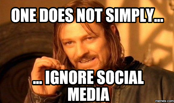 Yes another blog about Social Media #MuseSocial #socialmedia